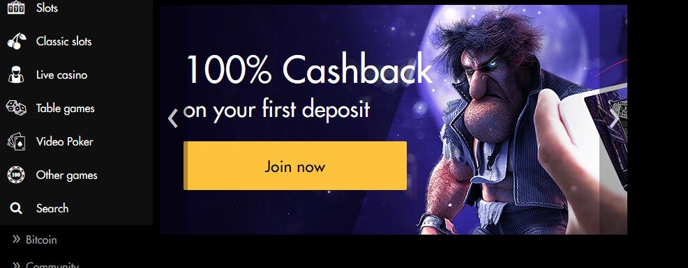 Black Diamond Mobile Casino Bonuses 1