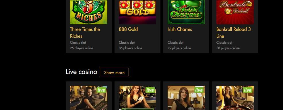 Black Diamond Mobile Casino Bonuses 4