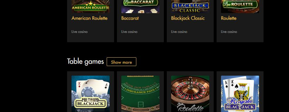 Black Diamond Mobile Casino Bonuses 5